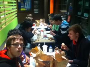 Post WUST14 McDonalds